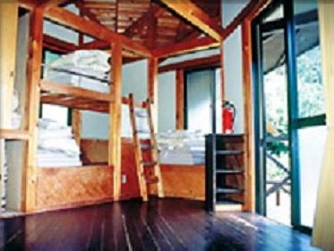 大月エコロジーキャンプ場/客室