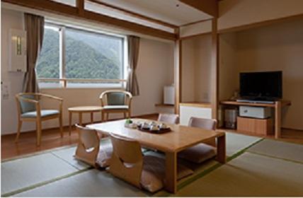 ホテル森の風立山/客室