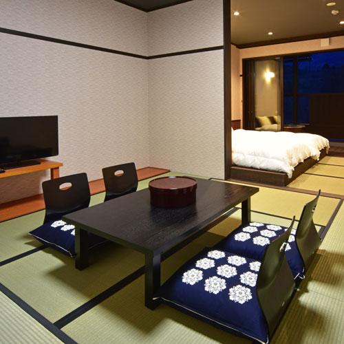 永源寺温泉 八風の湯 宿「八風別館」/客室