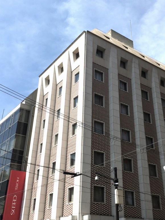 HOTEL CEEDS/外観