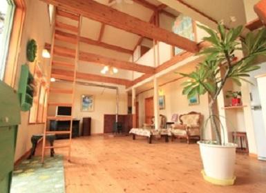 ハワイアンロコホーム ハナホウ/客室