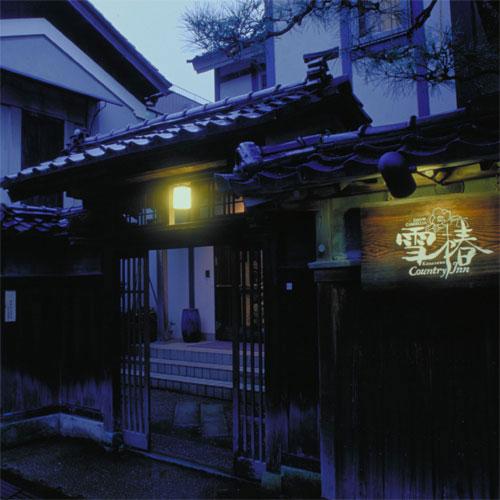 カメリアイン雪椿/外観