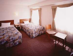 スマイルホテル旭川/客室
