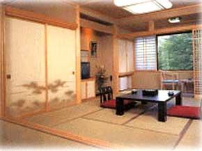十和田湖畔温泉 とわだこ賑山亭/客室