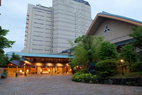 【新幹線付プラン】和倉温泉 日本の宿 のと楽(びゅうトラベルサービス提供)/外観