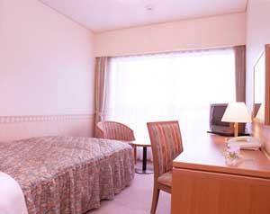 小倉リーセントホテル/客室