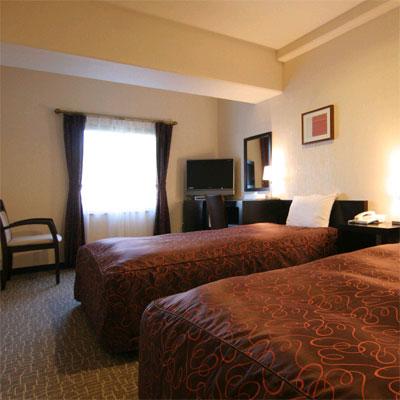 【新幹線付プラン】奈良ロイヤルホテル(びゅうトラベルサービス提供)/客室
