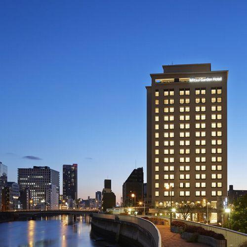 【新幹線付プラン】三井ガーデンホテル大阪プレミア(びゅうトラベルサービス提供)/外観