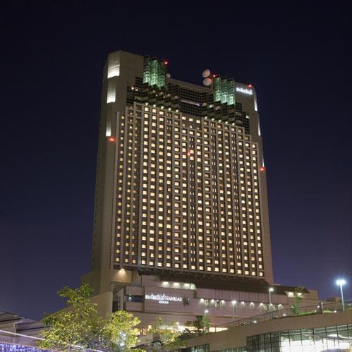 【新幹線付プラン】スイスホテル南海大阪(びゅうトラベルサービス提供)/外観