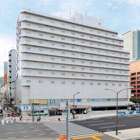 【新幹線付プラン】神戸三宮東急REIホテル(びゅうトラベルサービス提供)/外観