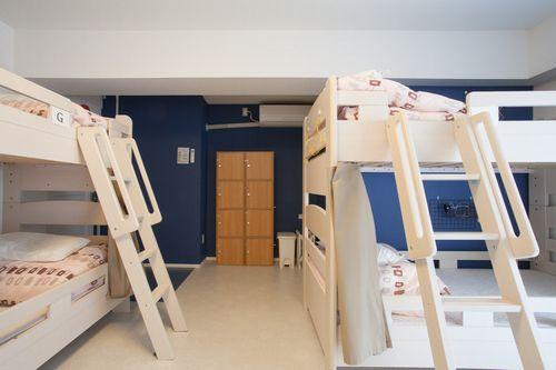 名古屋トラベラーズホステル/客室