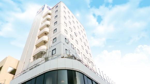 センターホテル三原(BBHホテルグループ)/外観