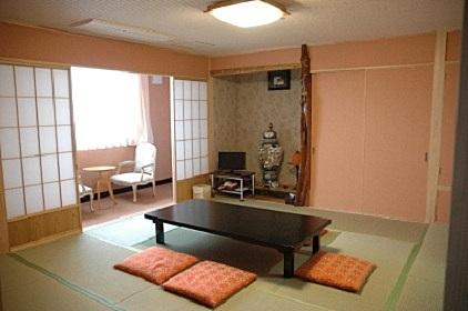 ひばり温泉ホテル/客室
