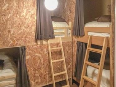 Hokkaido Sun Guest House/客室
