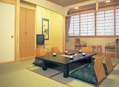 瀬見温泉 四季の宿 まごろく/客室
