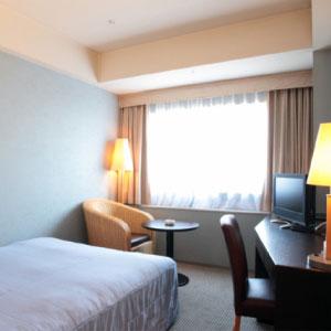 【新幹線付プラン】横浜テクノタワーホテル(びゅうトラベルサービス提供)/客室