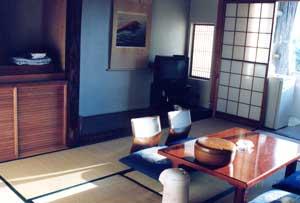 甲斐路荘/客室