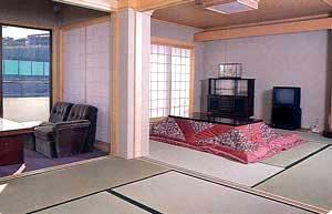 白浜温泉 リゾートハウス暁/客室