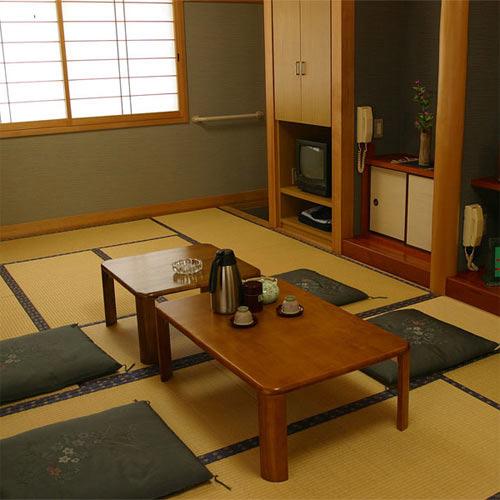 さぬきや旅館/客室