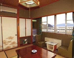 竜宮料理の宿 八島(やしま)/客室