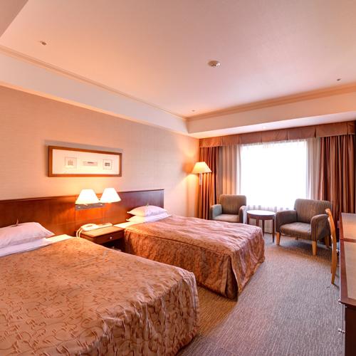 オークラフロンティアホテル海老名/客室