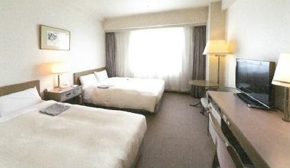 ホテル アクア黒部/客室
