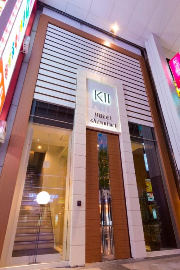 K2 HOTEL shimotori/外観
