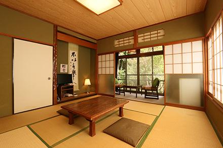 旅の宿 一葉/客室