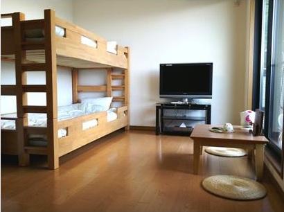 ほっこり民宿&小料理カフェ 清<直島>/客室