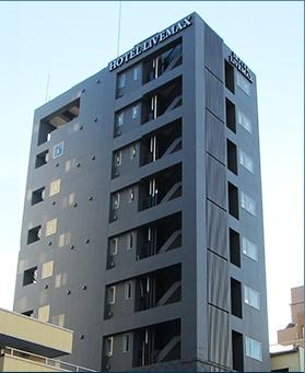 ホテルリブマックス浅草スカイフロント/外観