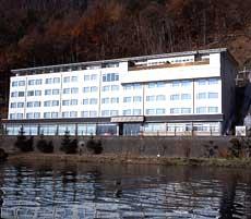 富ノ湖ホテル/外観