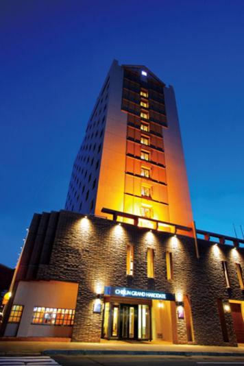 【新幹線付プラン】ホテルWBFグランデ函館(旧 函館グランドホテル)(びゅうトラベルサービス提供)/外観