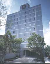 上田第一ホテル/外観