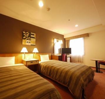アークホテル大阪心斎橋 -ルートインホテルズ-/客室