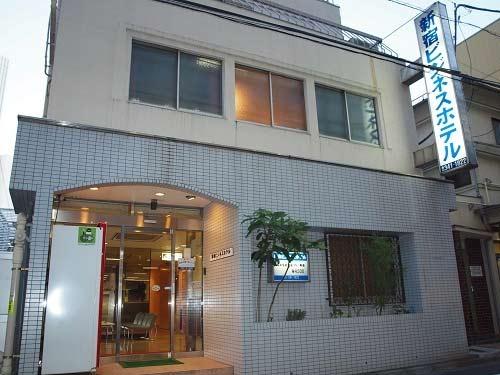 新宿ビジネスホテル/外観