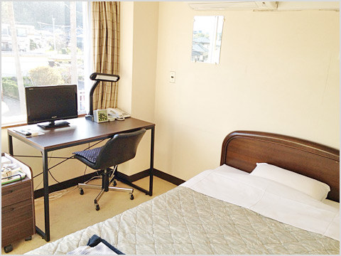 ビジネスホテルサンライズ/客室