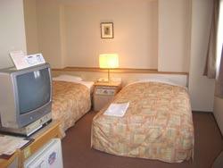 ホテルエリアワン大分/客室