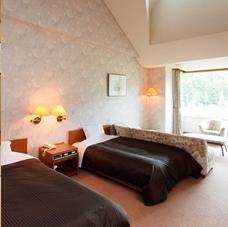 松阪わんわんパラダイス 森のホテルスメール/客室
