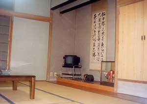 別府温泉と寺の宿 瑞光寺大谷会館/客室