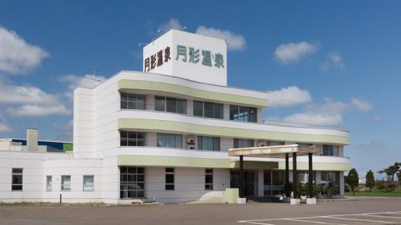 月形温泉ホテル/外観