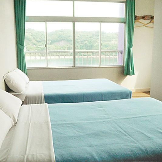 廣和荘/客室