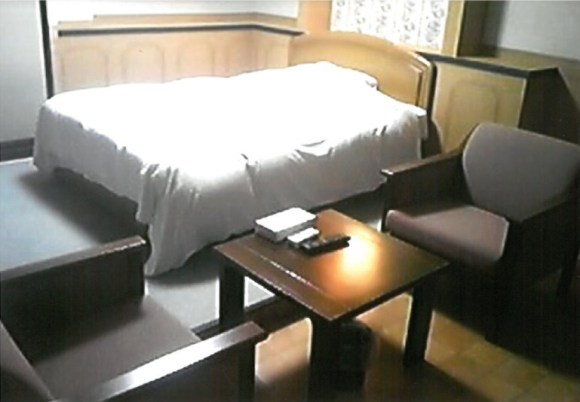 ホテルA/客室
