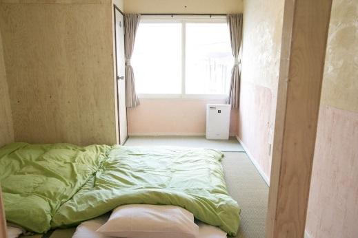 札幌ゲストハウス 雪結(yuyu)/客室