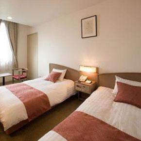 ホテル メルパルク横浜/客室