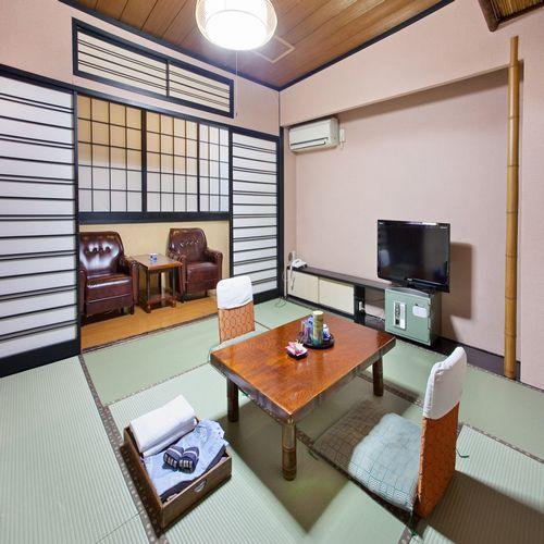 こんぴら温泉 つるや旅館<香川県>/客室