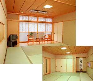 守山アートホテル/客室