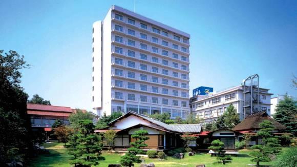 原鶴温泉 ホテルパーレンス小野屋/外観