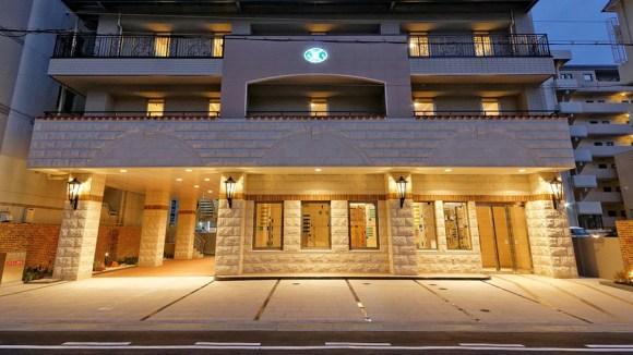 ホテルサンルートソプラ神戸アネッサ/外観
