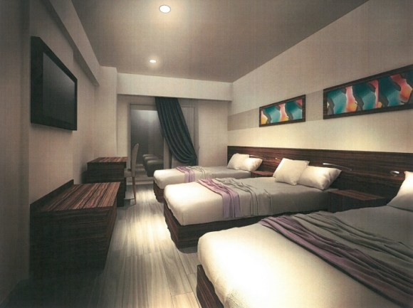 SARASA HOTEL日本橋/客室