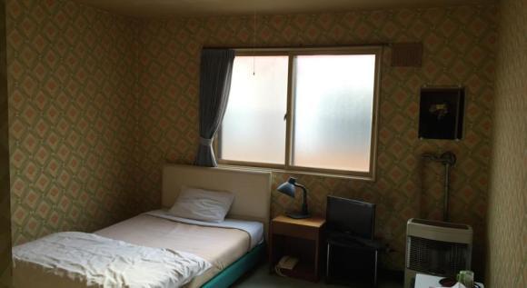 ビジネスホテル幸楽/客室